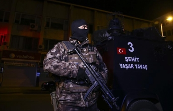Turkey arrests 30 Daesh suspects in Ankara