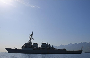 US prepares to sail warship in Black Sea