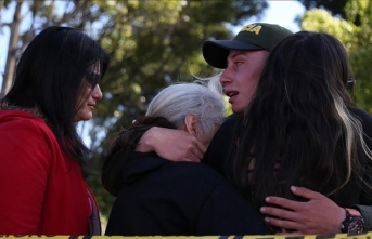 Colombia mourning 21 killed in police academy attack