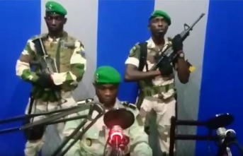 Gabon: Military coup attempt quashed