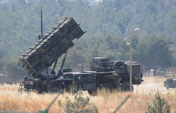 US proposes sale of Patriot missile system to Turkey