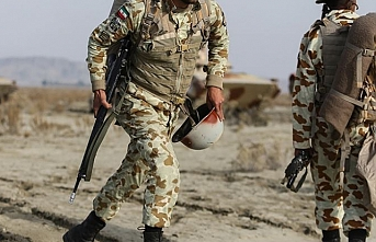 Iran holds military drill, says ready for 'any threat'