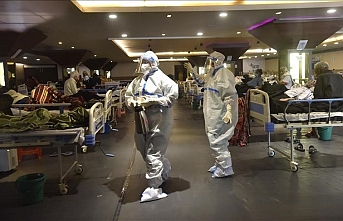 China 'willing' to help virus-ravaged India