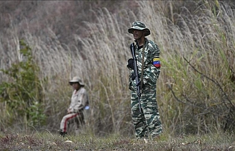 Venezuela reports new clashes on Colombian border