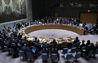 China says US veto paralyzing UN Security Council over Israel