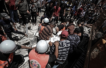Gaza death toll from Israeli attacks rises to 230, including 65 children