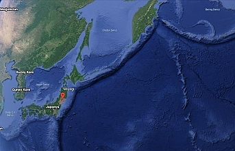 Magnitude 6.8 earthquake jolts northeastern Japan
