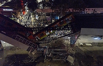 Mexico: 23 dead, 70 hurt after metro overpass collapse