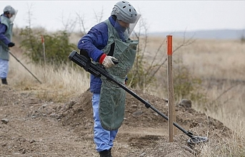 2 Azerbaijani journalists killed as mine planted by Armenian forces explode