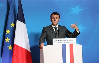 Ankara engaging in 'constructive engagement,' reducing tensions, says French president
