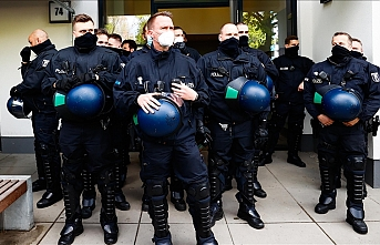 At least 272 police in Germany under investigation for far-right extremism