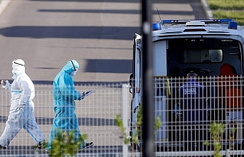 Russia registers record number of COVID-19 deaths