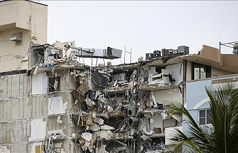 US building collapse death toll rises to 4; missing at 159