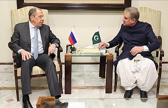Pakistan, Russia discuss efforts for political settlement in Afghanistan