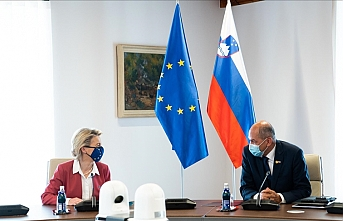 'Slovenia is taking over EU presidency at turning point for bloc'