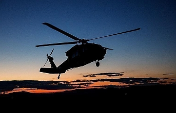 Helicopter crash in Russia's Far East kills 8 people