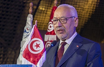 Tunisia's Ghannouchi re-hospitalized due to effects from COVID infection