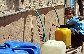Water scarcity in Iraq badly affects children: UNICEF