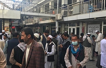 Afghanistan's biggest currency exchange market reopens after Taliban takeover
