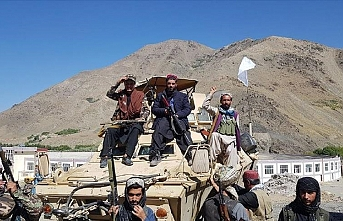Afghanistan's Panjshir valley falls for 1st time