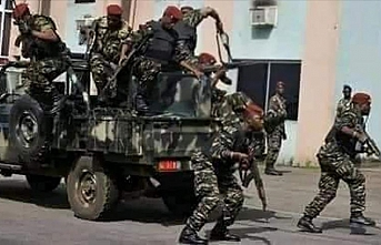 Military junta in Guinea holds talks with foreign diplomats, NGOs