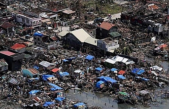Turkey condoles with Philippines over victims of deadly typhoon