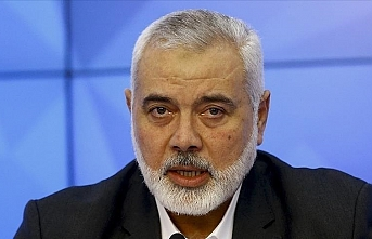 Hamas chief holds call with Taliban foreign minister