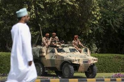 UN rapporteur criticises Oman over right to assembly