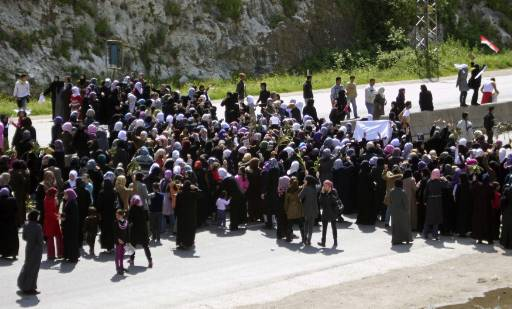 Iraq and Syria war takes toll on women