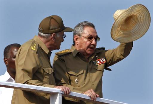 Cuba says U.S. must respect its communist system