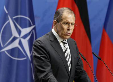 Russia says Kiev must take first step to solve crisis