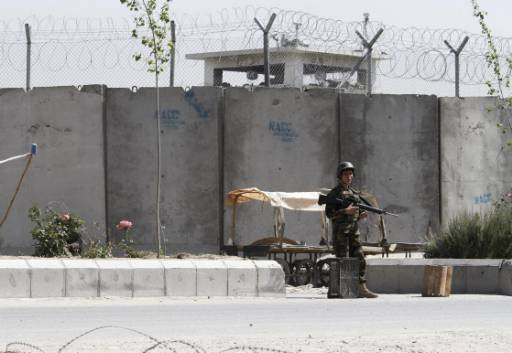 Last international forces airlifted from Afghan south