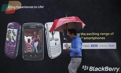 Millions of BlackBerry users cut off for third day