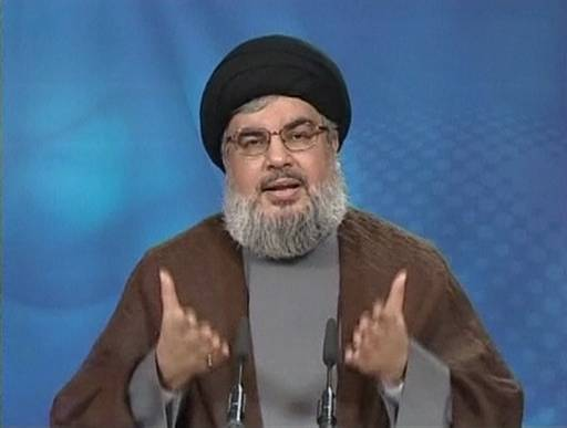 Hezbollah chief offers support for Gaza factions