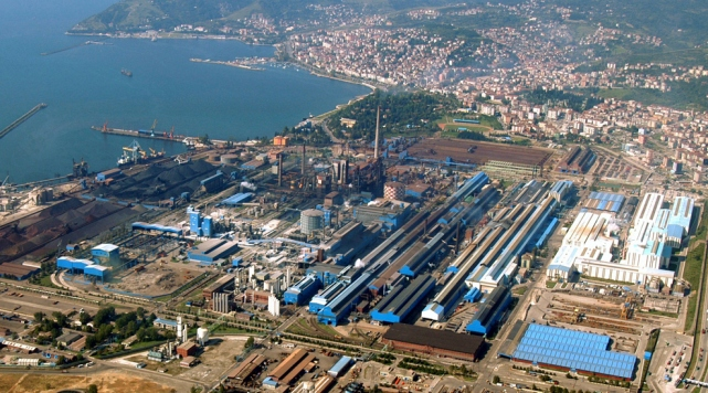 Five companies from Turkey among world's biggest steel producers