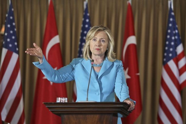 Hillary Clinton calls Erdogan 'forceful' and 'effective' in book