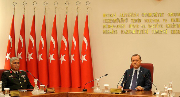 Turkey's military council forces all jailed generals to retire