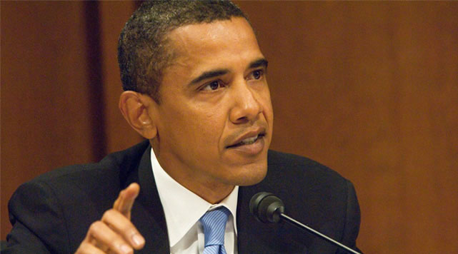Ahead of speech, Obama briefs Congress on ISIL strategy