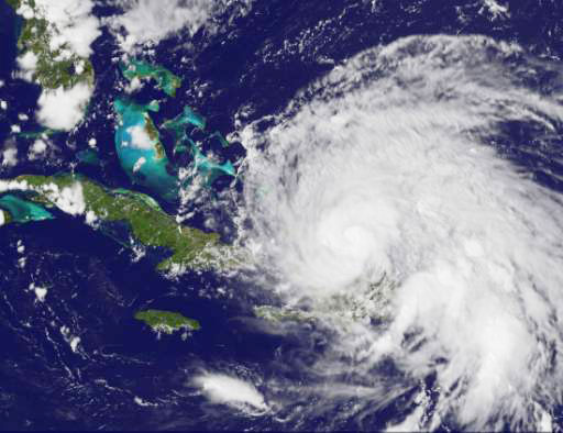 Power out for thousands in Bermuda after hurricane