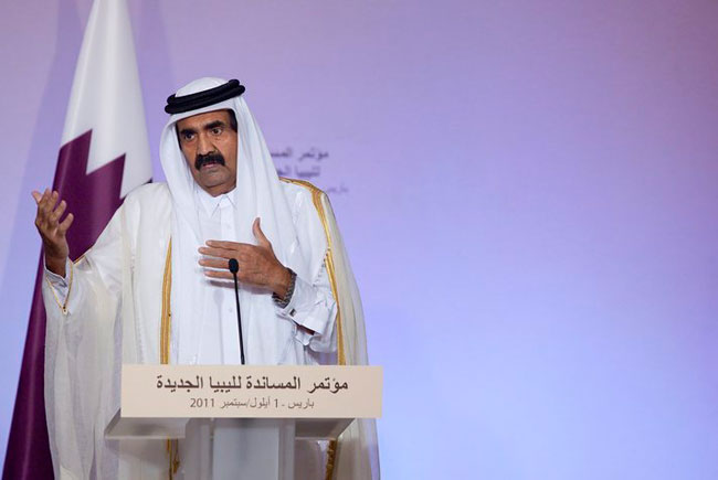 Qatar 'will not bow to pressure to alter foreign policy'