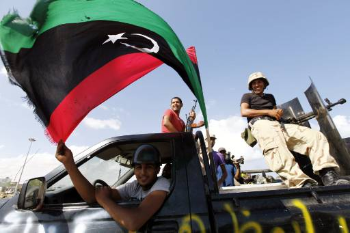 Libyan forces say taken all parts of Sabha