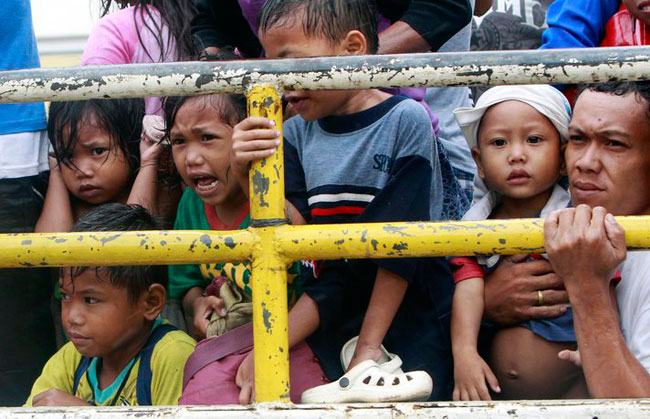 Phillipines gov't accused of hiding homeless from Pope