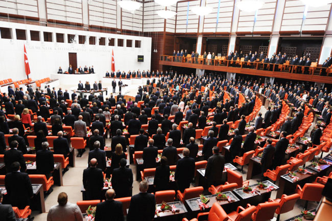 Turkish Parliament approves 2012 budget