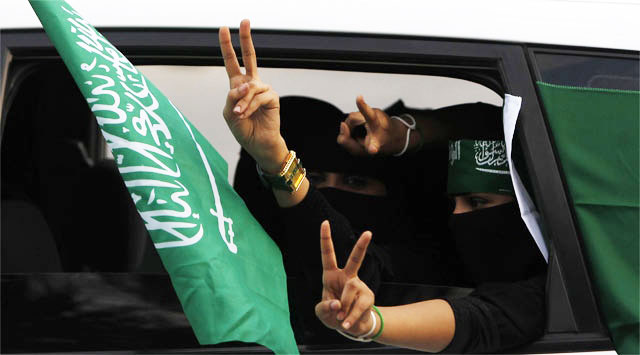 Riyad warns women not to join driving ban protest