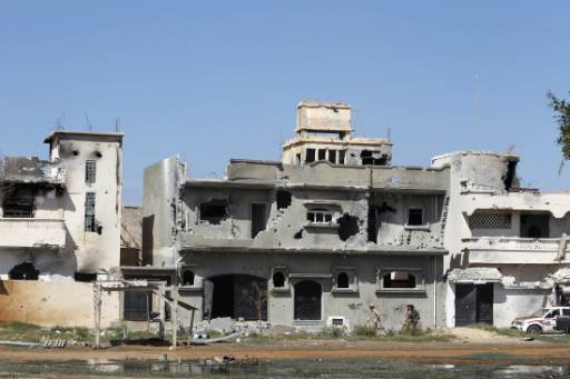 Libyan army urges residents of Benghazi port area to evacuate