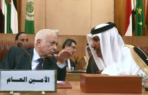 Arab League suspends Syrian membership