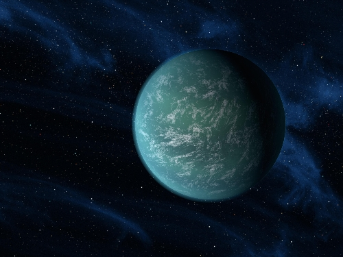 Astronomers discover 'mega-earth' in space