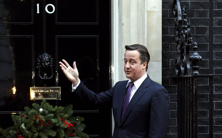 Cameron to China: HK ban on lawmakers 'mistaken'