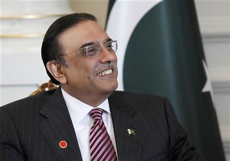 Former Pakistan president acquitted in corruption cases