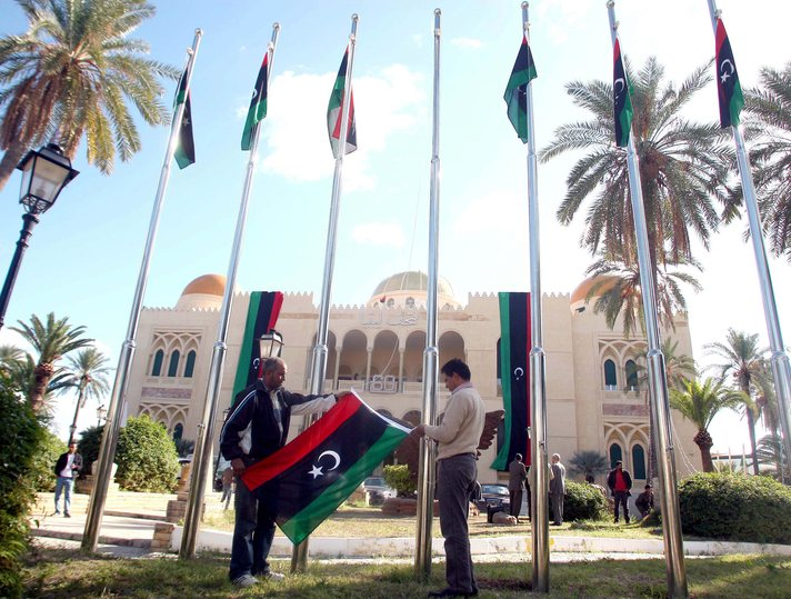 Libya army to include rebels from January